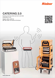 The kitchen of the future Catering 2.0