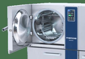 Metos Marvel steamer new for 2016 2
