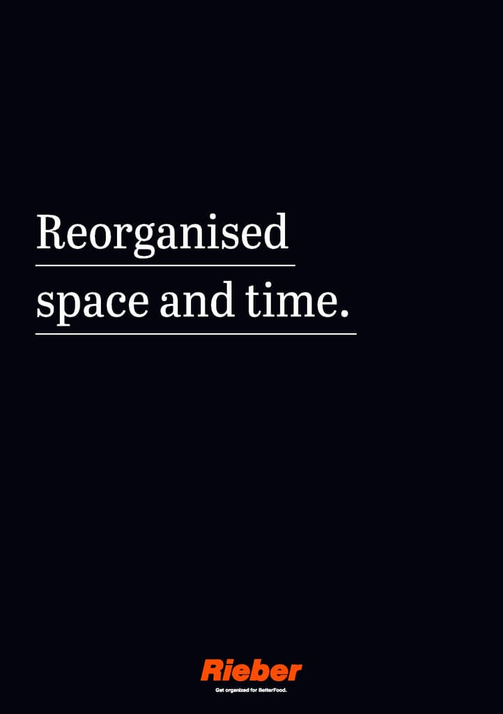 Check - Reorganised space and time