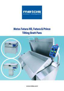 Metos Futura HD, Futura & Prince Tilting Bratt Pans