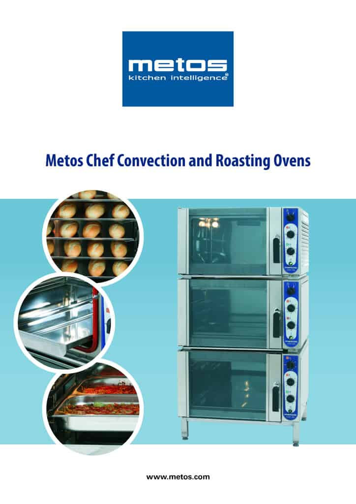 Metos Chef Convection and Roasting Ovens