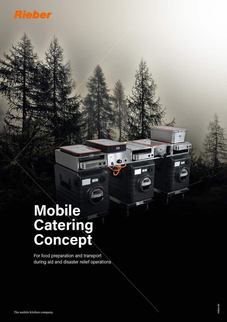 Rieber Mobile Catering Concept
