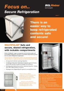 Secure refrigeration