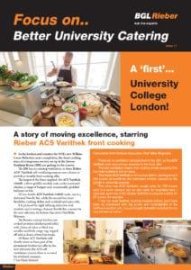 Better University Catering