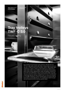 Tray Trolley  TWF-C 3.0