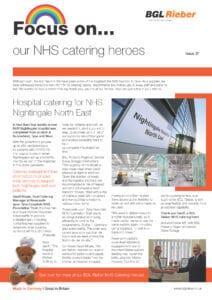 NHS Catering Heroes