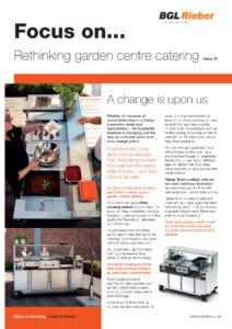 Rethinking Garden Centre Catering