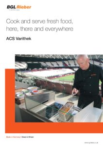 - NEW - ACS Varithek...cook food almost anywhere!