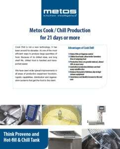 Metos Cook Chill 21