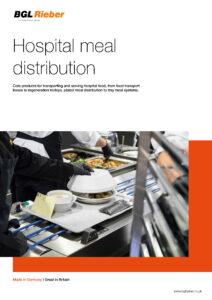 - NEW - Hospital meal distribution