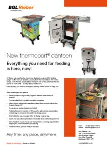 - NEW - thermoport® canteen