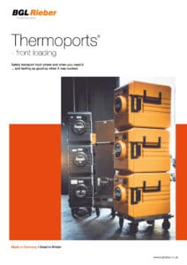 - NEW - Thermoports -- front loading